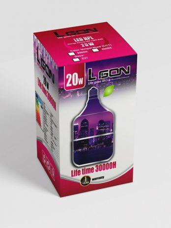 20w A22001 Led HPL Bulb