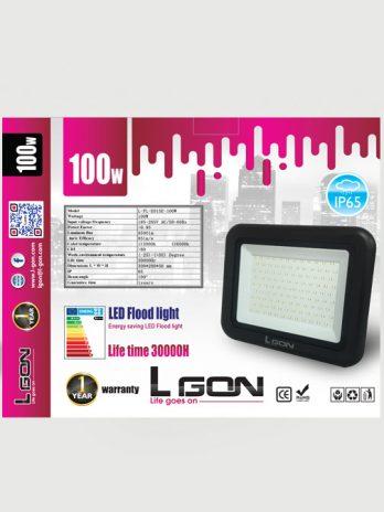 100w LED Flood Bulb E015E