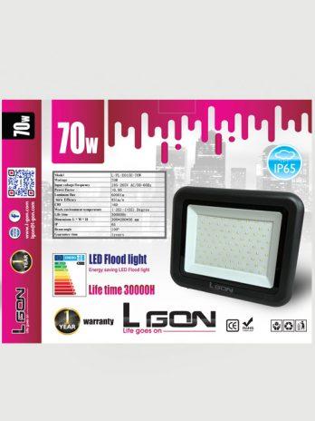 70w LED Flood Bulb E015E