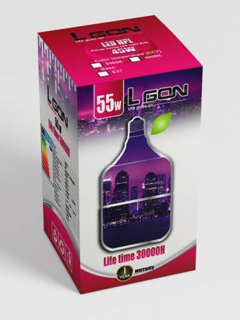 55w A25501 Led HPL Bulb